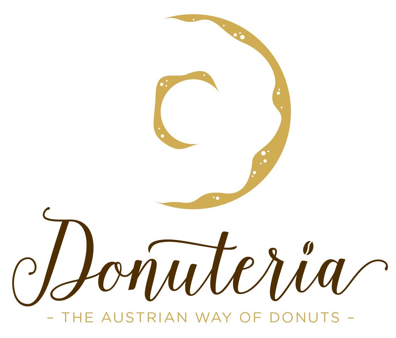 Donuteria New Logo
